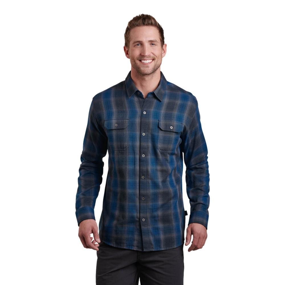 KUHL Men's Shatterd Shirt BLUENIGHT