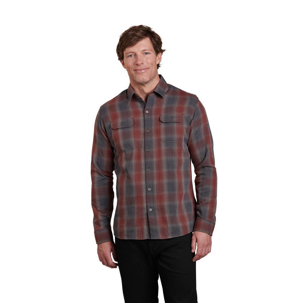 KUHL Men's Shatterd Shirt EMBER