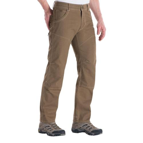 KUHL Men's The Law Pants - 30in inseam Darkkhaki