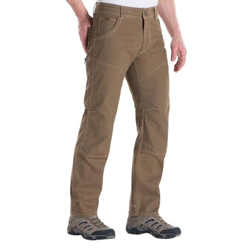 KUHL Men's The Law Pants - 32in inseam Darkkhaki