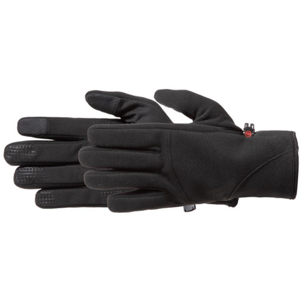 Manzella Men's Tempest Windstopper Touch Tip 2.0 Gloves BLACK