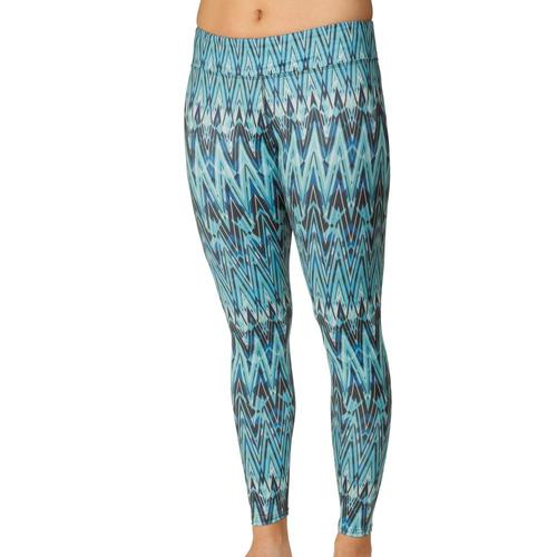 Hot Chillys Women's Micro-Elite Chamois Print Tights Icypea_417