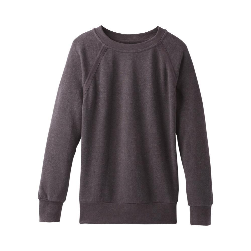 prAna Women's Cozy Up Sweatshirt CHARCOAL
