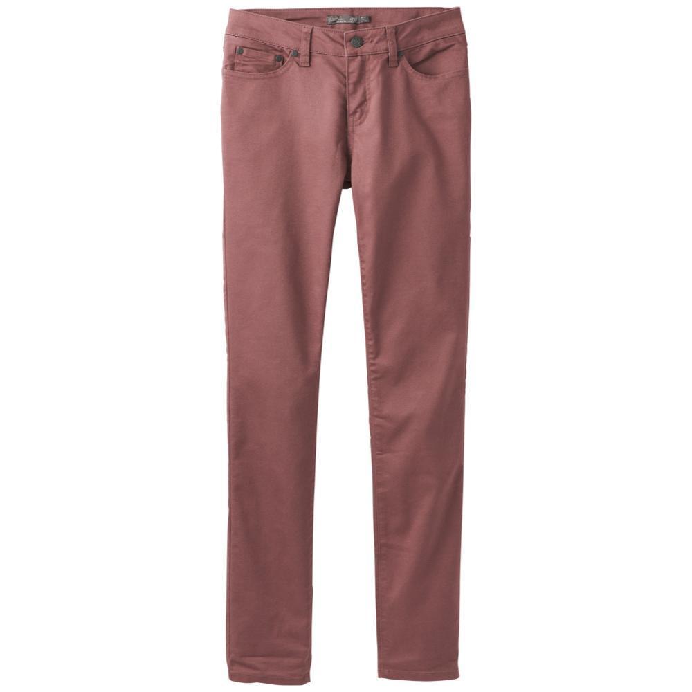 prAna Women's Kayla Jeans DARKMAUVE