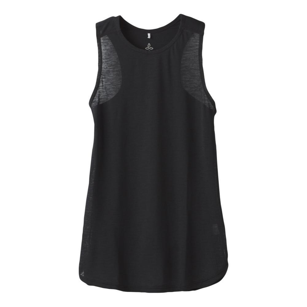 prAna Women's Leesha Tank BLACK