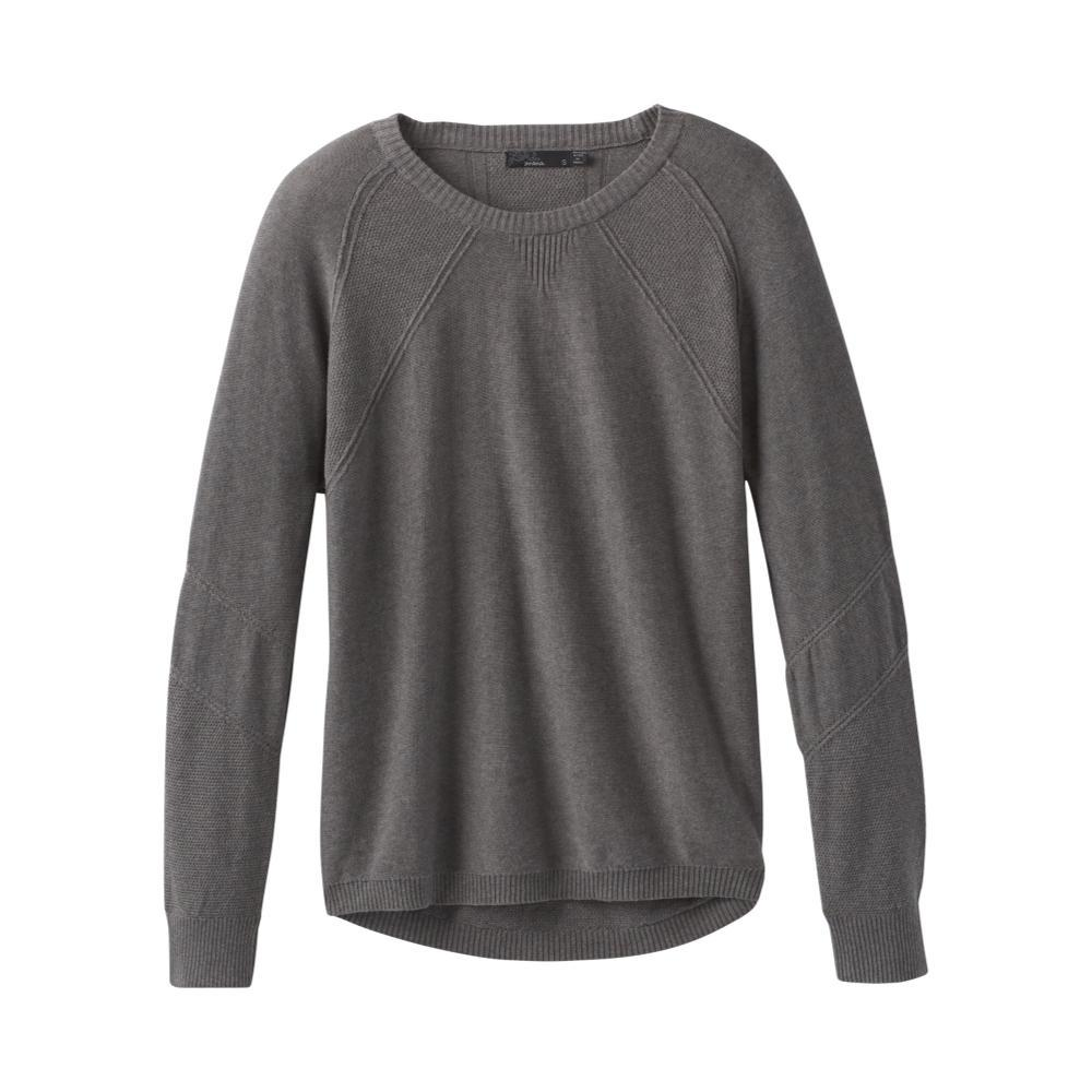 prAna Women's Avita Sweater Plus COAL
