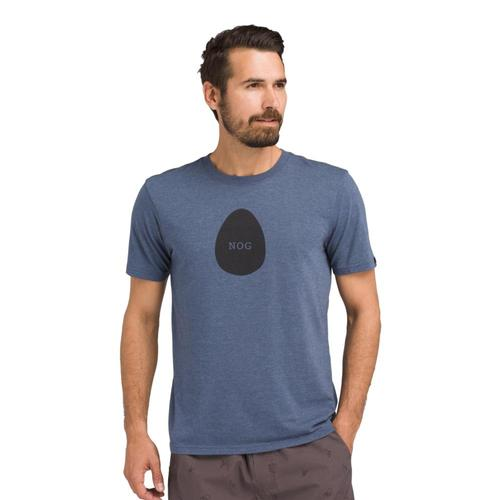 prAna Men's Y'Olde T-Shirt Eggdenim