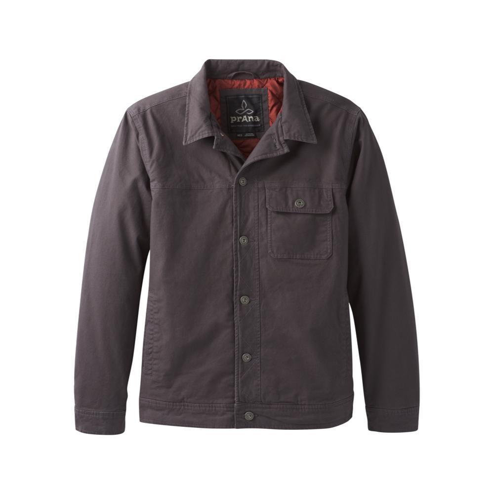 prAna Men's Trembly Jacket CHARCOAL