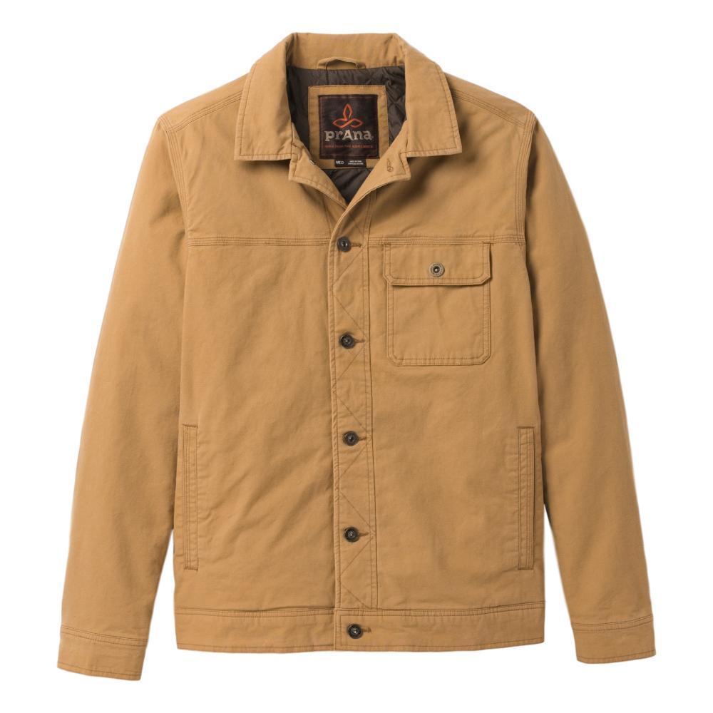 prAna Men's Trembly Jacket EMBARKBROWN
