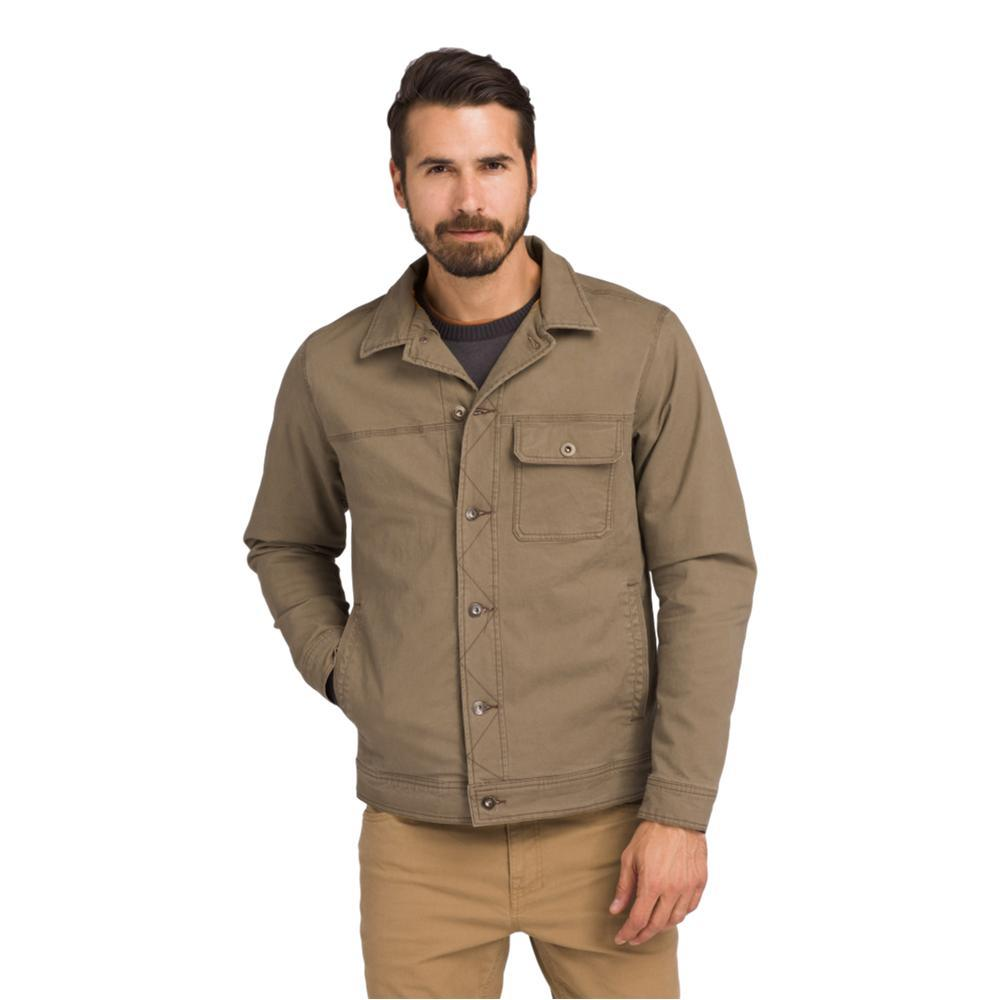 prAna Men's Trembly Jacket SLATEGRN