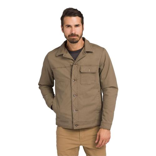 prAna Men's Trembly Jacket Slategrn