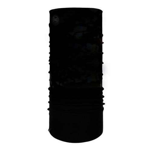 Buff Windproof Multifunctional Headwear - Black Black