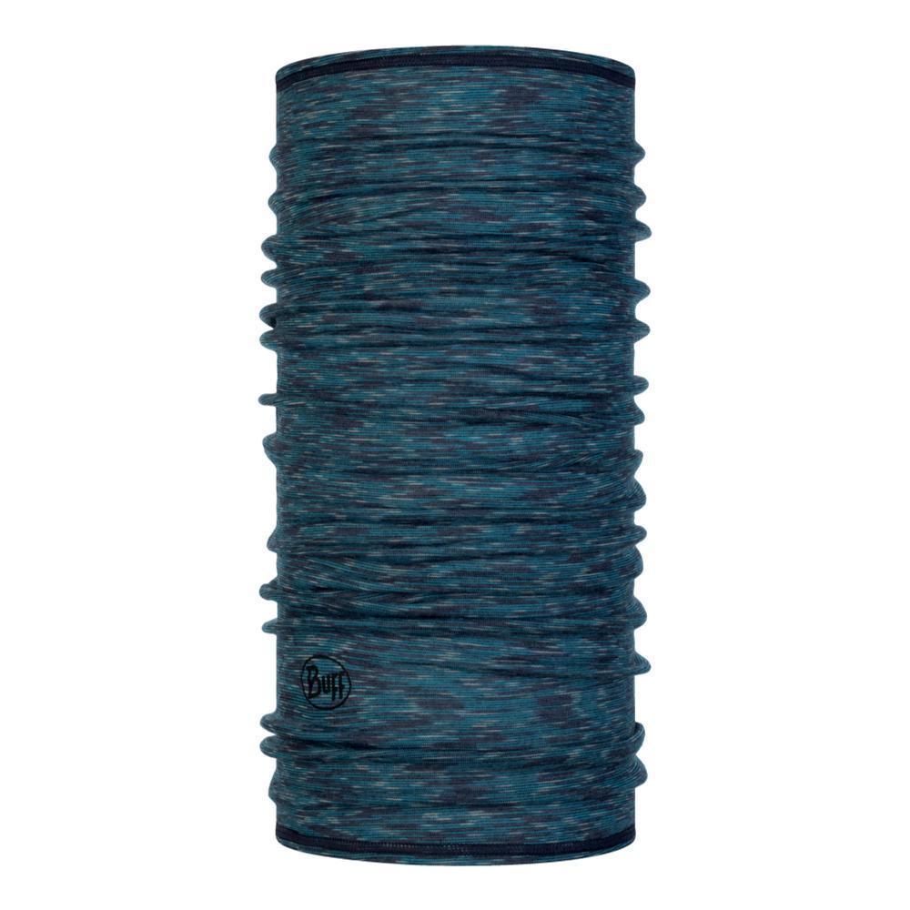 Buff Lightweight Merino Wool Multifunctional Headwear - Lake Blue Multi LKBLUEMULT