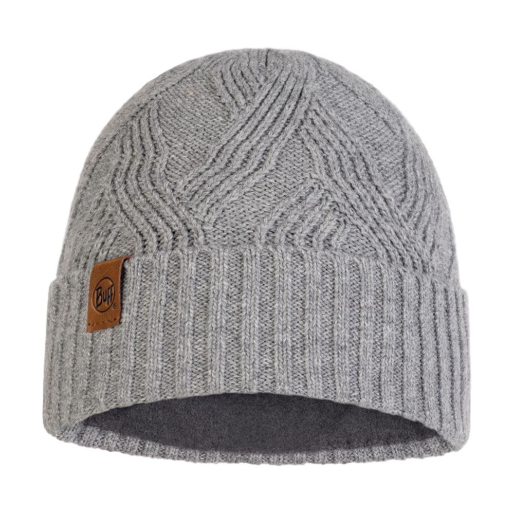 Buff Original Knitted & Fleece Hat - Artur Grey GREY