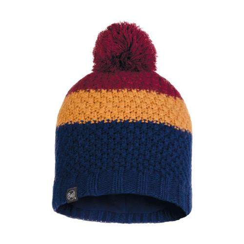 Buff Original Knitted & Fleece Hat - Jav Night Blue Nightblue