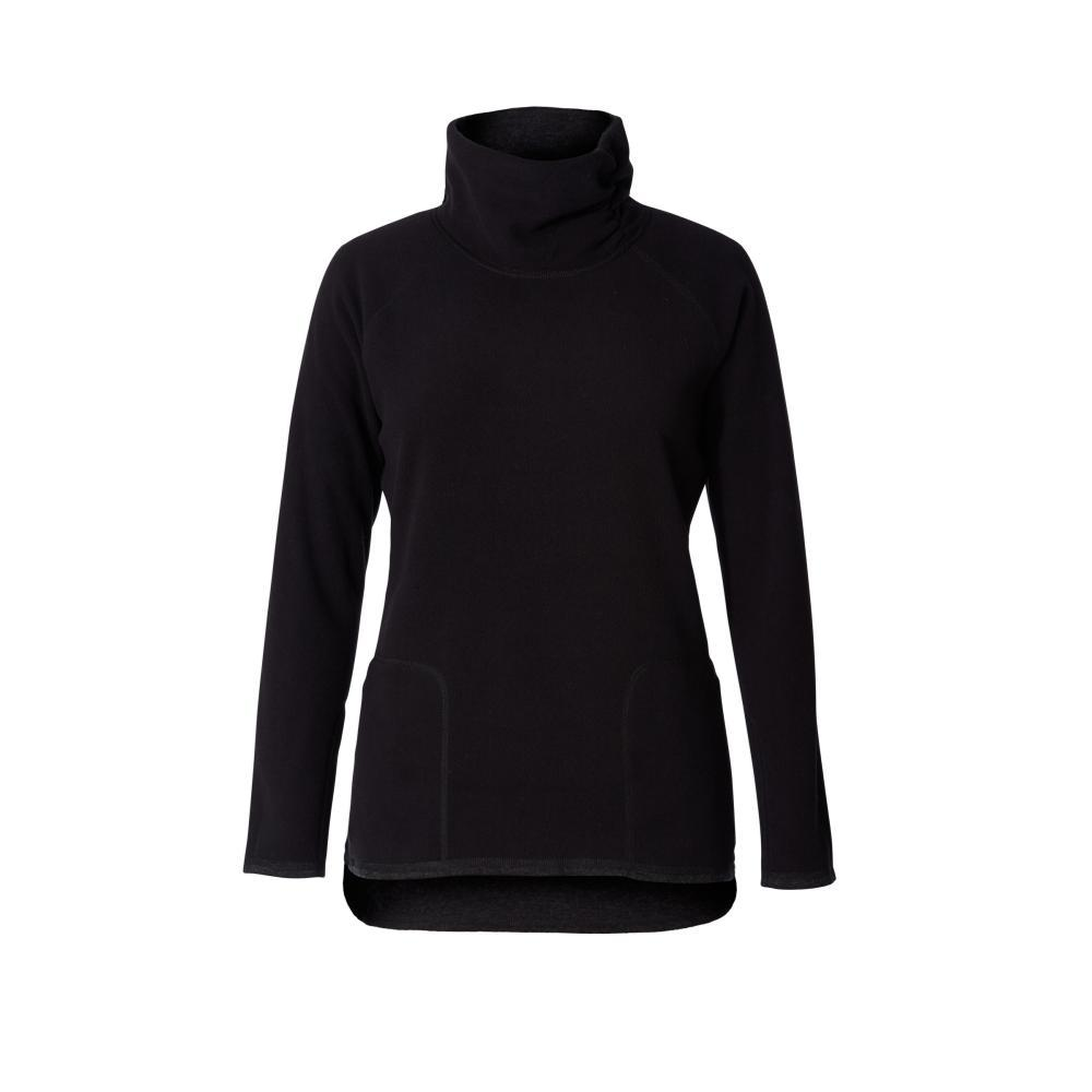 Royal Robbins Women's Skyline Reversible Pullover CHARCOAL_068