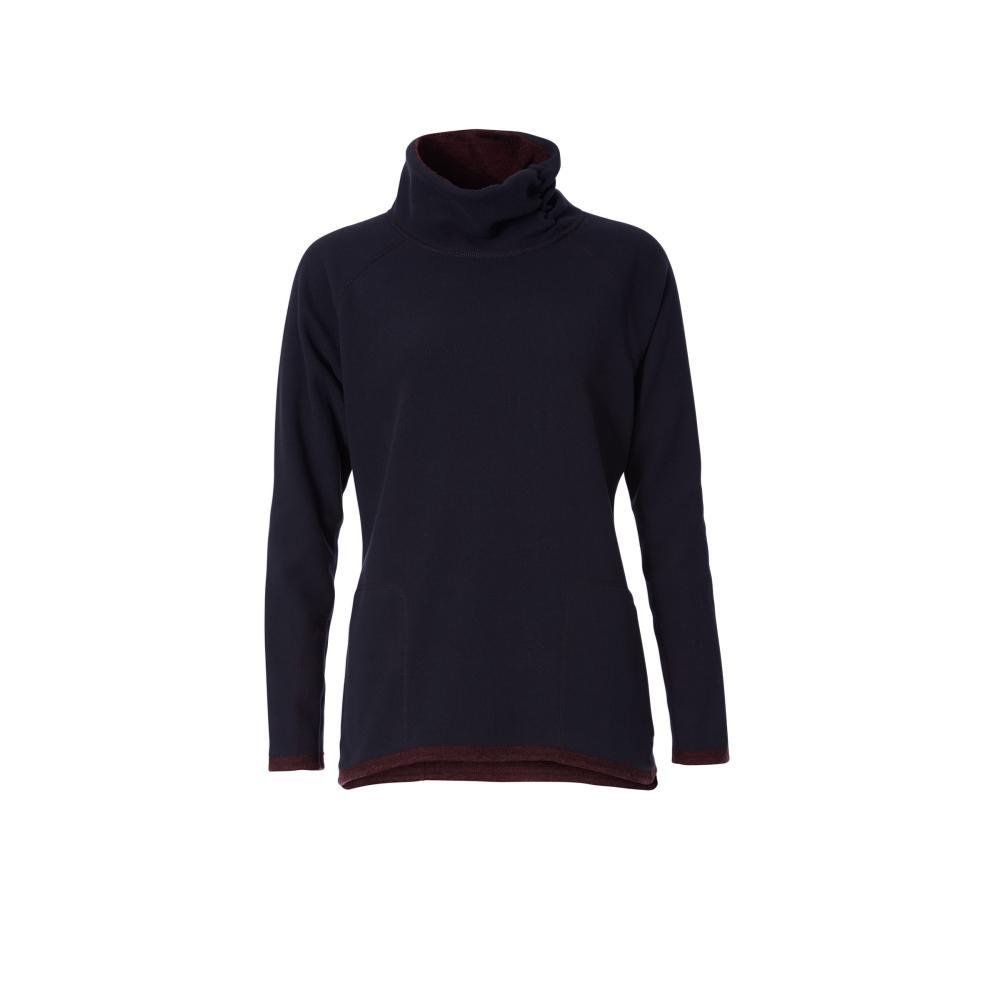 Royal Robbins Women's Skyline Reversible Pullover MALBEC_303