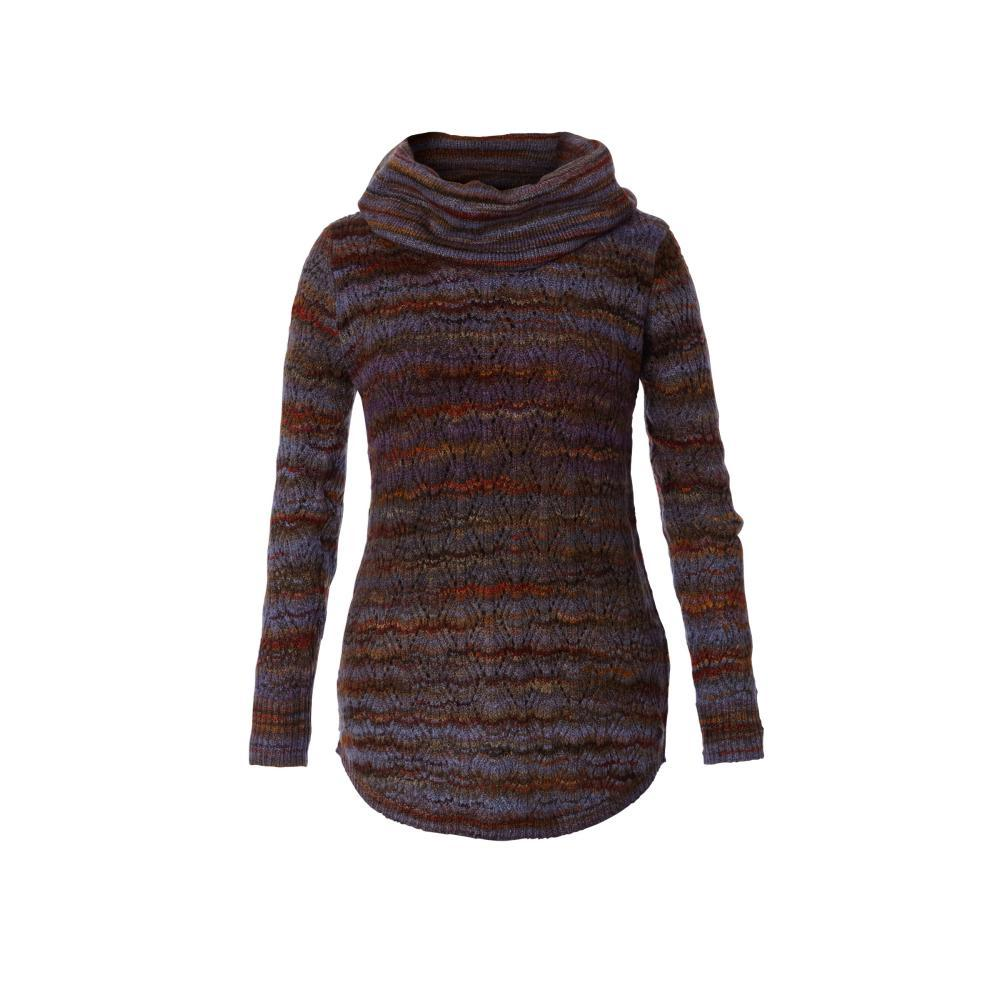 Royal Robbins Women's Sierra Pullover II Sweater DEWBERRY_254