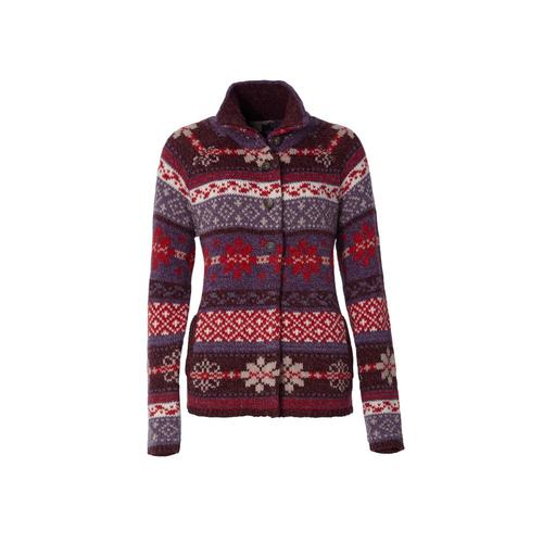 Royal Robbins Women's Mystic Canyon Cardi II Sweater Dewberry_254