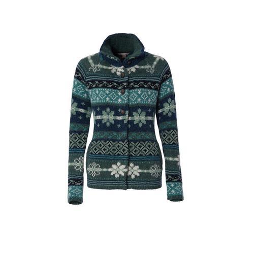 Royal Robbins Women's Mystic Canyon Cardi II Sweater Jasper_207
