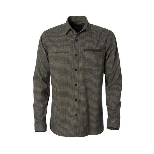 Royal Robbins MenÕs Hemp Blend Long Sleeve Shirt Dkspruce284