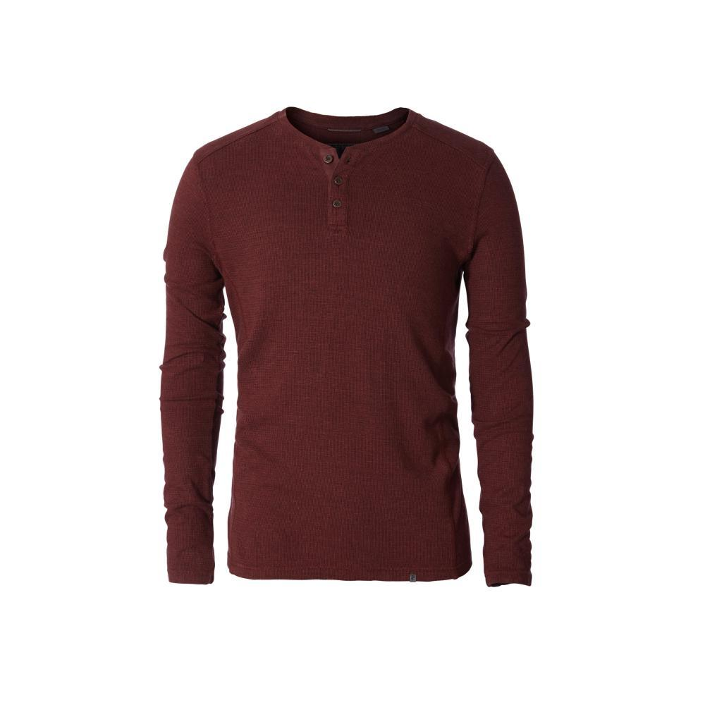 Royal Robbins Men's Mountain Henley CEDAR074