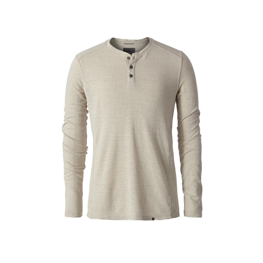 Royal Robbins Men's Mountain Henley CREME22
