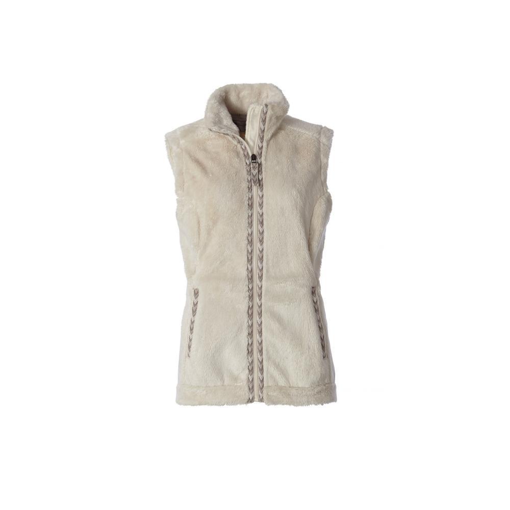 Royal Robbins Women's Samoyed Vest CREME_022