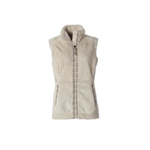 Royal Robbins Women's Samoyed Vest Creme_022