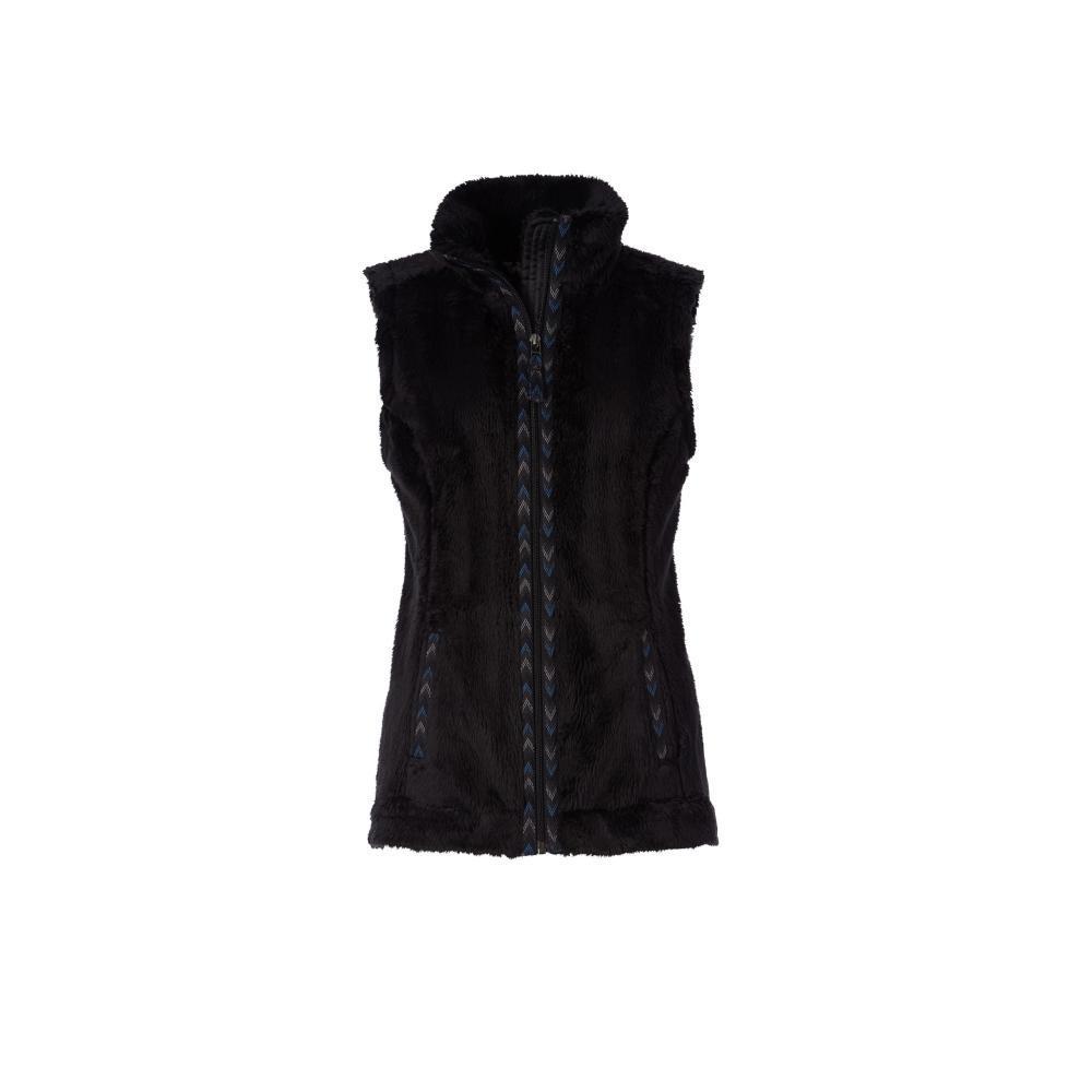 Royal Robbins Women's Samoyed Vest JETBLACK_037
