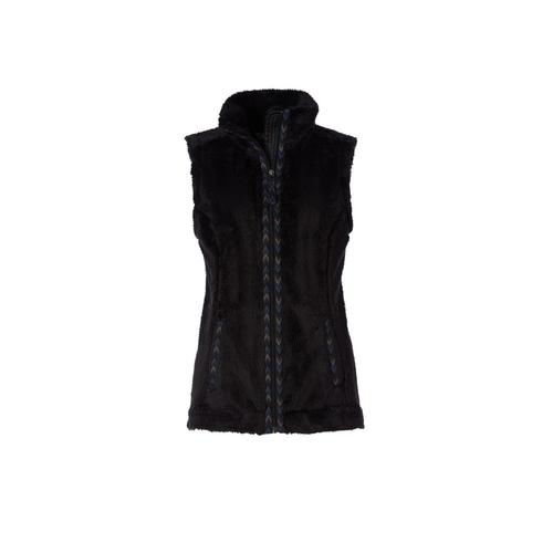 Royal Robbins Women's Samoyed Vest Jetblack_037