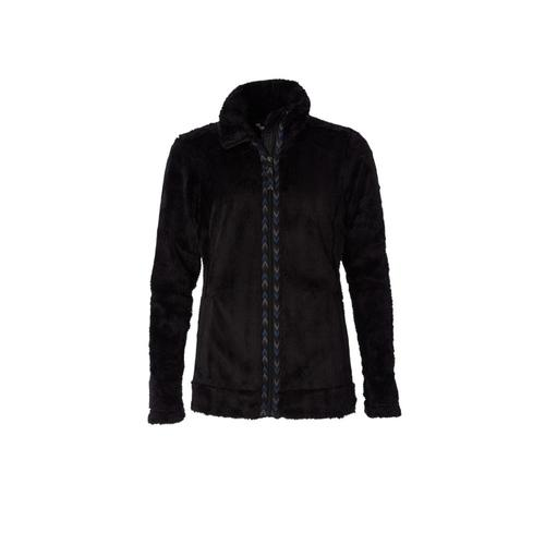 Royal Robbins Women's Samoyed Jacket Jetblack_037