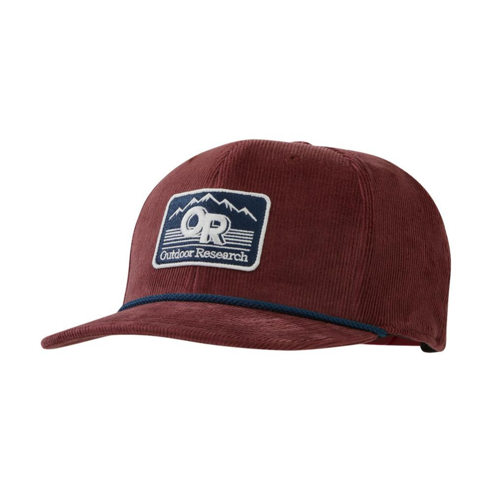 Outdoor Research Advocate Cord Trucker Cap DESER_1577