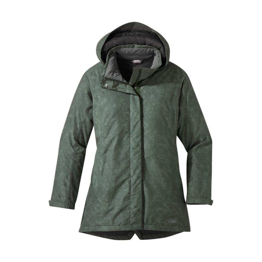 Outdoor Research Women's Prologue Rosemont Parka FOREST_0600