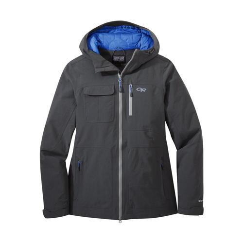 Outdoor Research Women's Blackpowder II Jacket Storm_1288