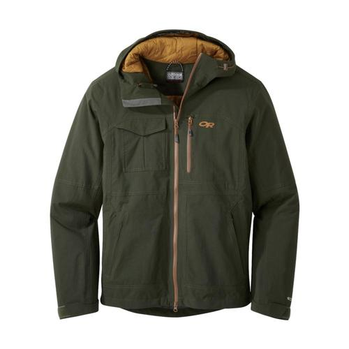 Outdoor Research Men's Blackpowder II Jacket Forest600