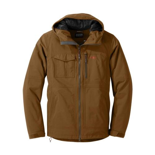 Outdoor Research Men's Blackpowder II Jacket Saddl1145
