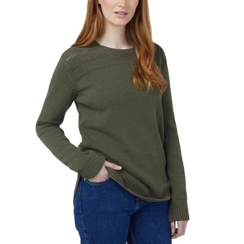 tentree Women's Forever After Sweater Olive