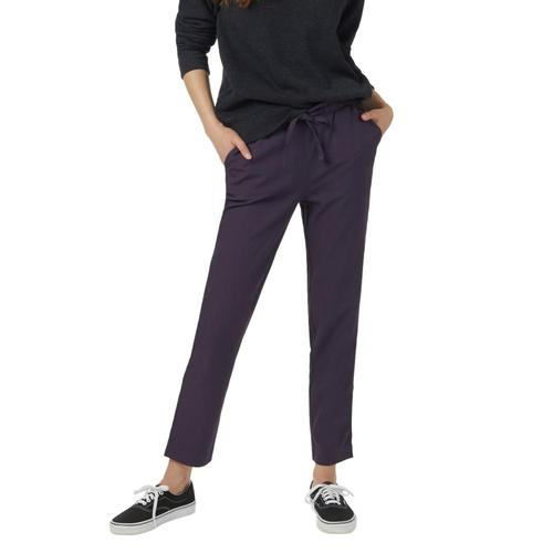 tentree Women's Cascara Pants Aubergine