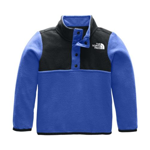 The North Face Toddler Glacier 1/4 Snap Pullover Tnfblu_cz6