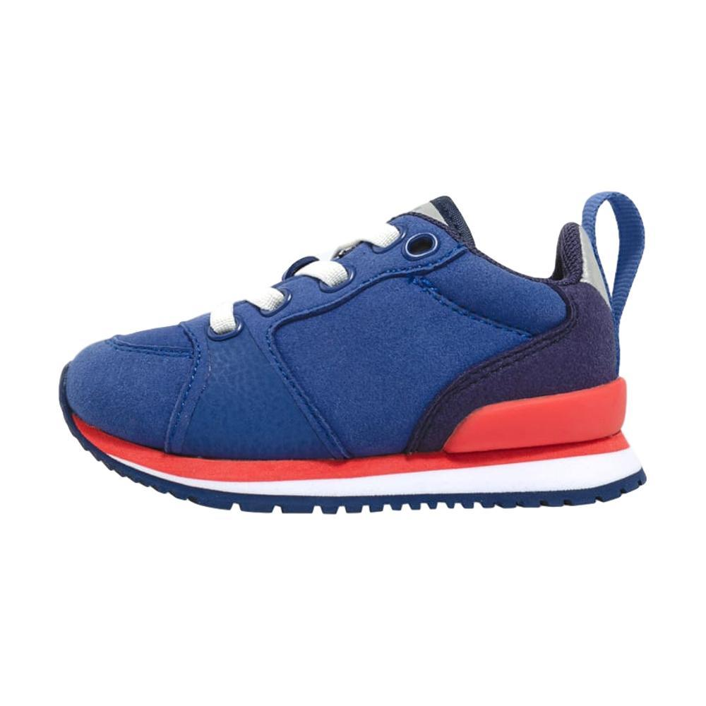 Native Toddler Dartmouth Shoes MBLU_CRL