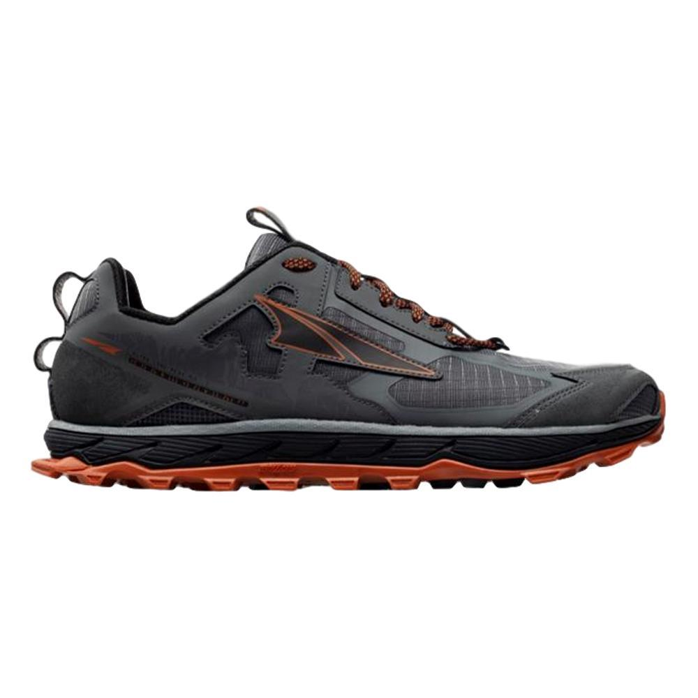 Altra Men's Low Peak 4.5 Low Trail Running Shoes GRY.ORG_280