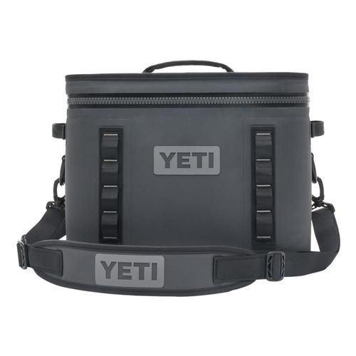 YETI Hopper Flip 18 Soft Cooler Charcoal