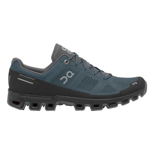 On Men's Cloudventure Shoes Shdw.Rock