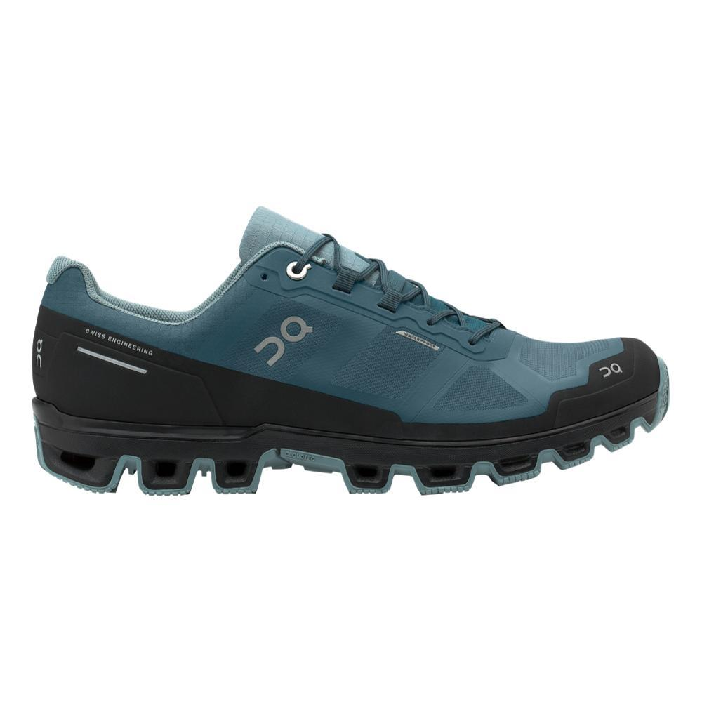 On Men's Cloudventure Waterproof Running Shoes STRM.COBL