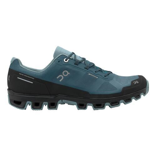 On Men's Cloudventure Waterproof Running Shoes Strm.Cobl