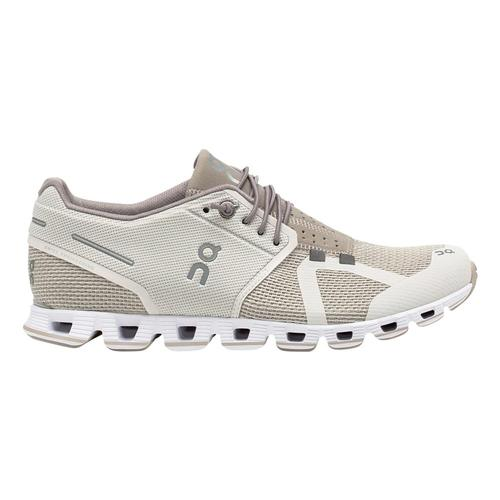 On Women's Cloud Running Shoes Sand