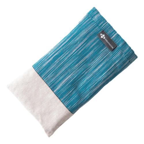 Halfmoon Linen Eye Pillow Tidal_sand