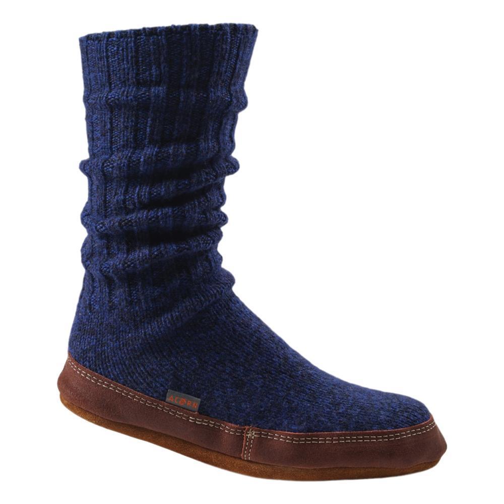 Acorn Original Slipper Socks COBALTRAGW