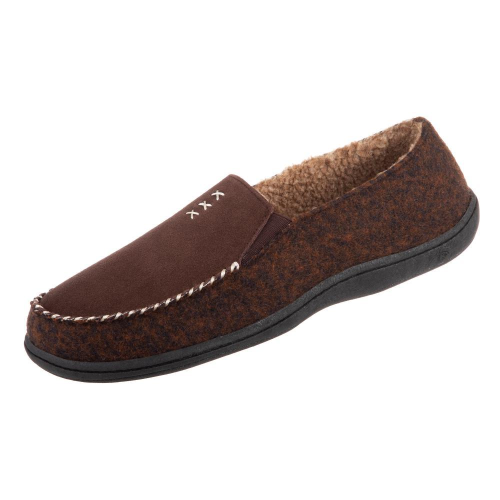 Acorn Men's Crafted Moc Slippers  WALNTBRN